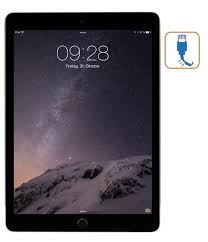 iPad Air 2 byta av laddkontakt