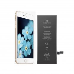 iPhone 6 original batteri 1810 mAh
