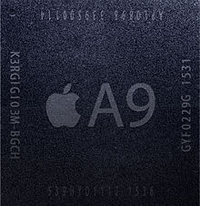 iPhone 6S & 6s Plus cpu a9 ram