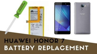 Byta Batteri – Honor 7