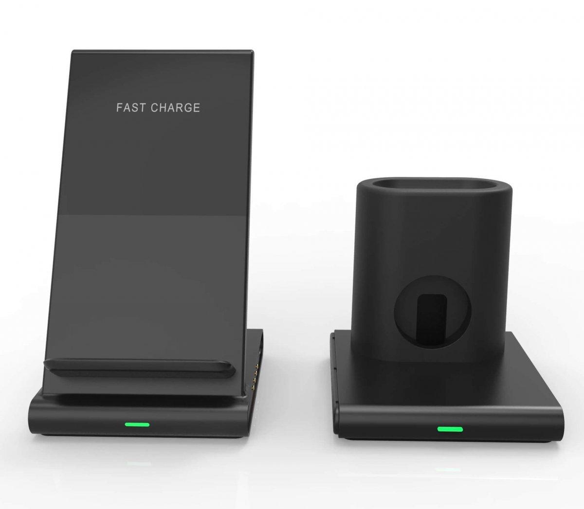 De bästa trådlösa laddare till iPhone X, Samsung Galaxy S9