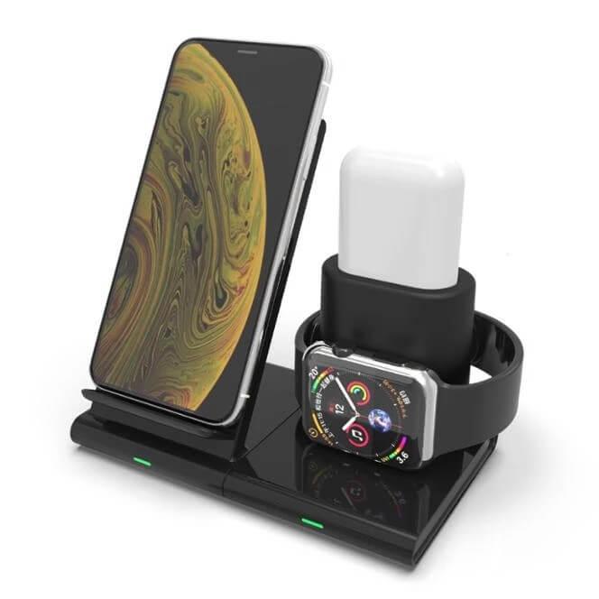 5 bästa trådlösa laddare för iPhone 8
